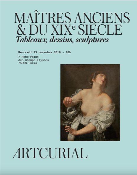 MAITRES ANCIENS & DU XIXE SIECLE