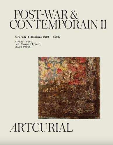 POST-WAR & CONTEMPORAIN II