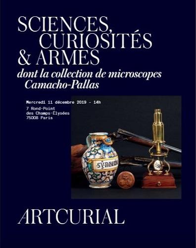 SCIENCES, CURIOSITES & ARMES
