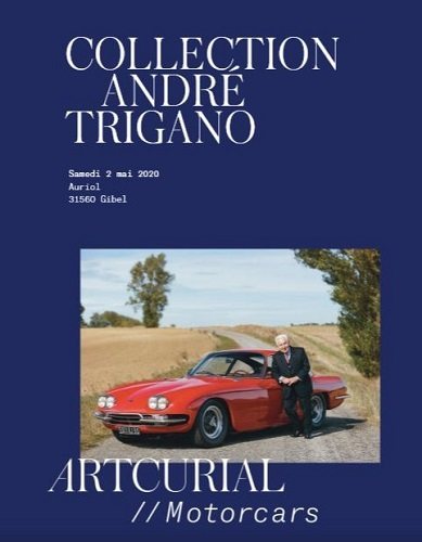 COLLECTION ANDRE TRIGANO