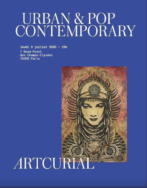 URBAN ART & POP CONTEMPORARY