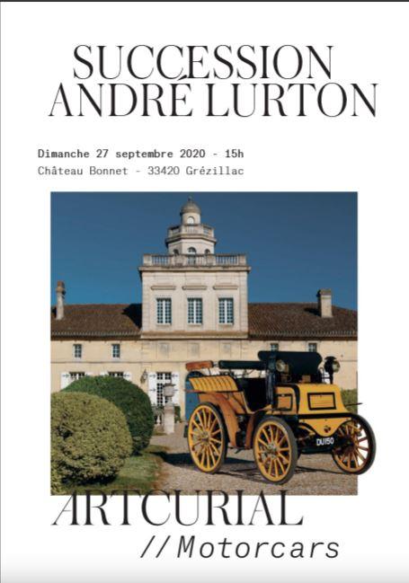 SUCCESSION ANDRE LURTON