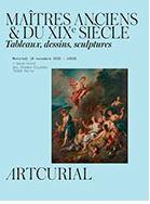 MAITRES ANCIENS & DU XIX E SIECLE TABLEAUX DESSINS SCULPTURES