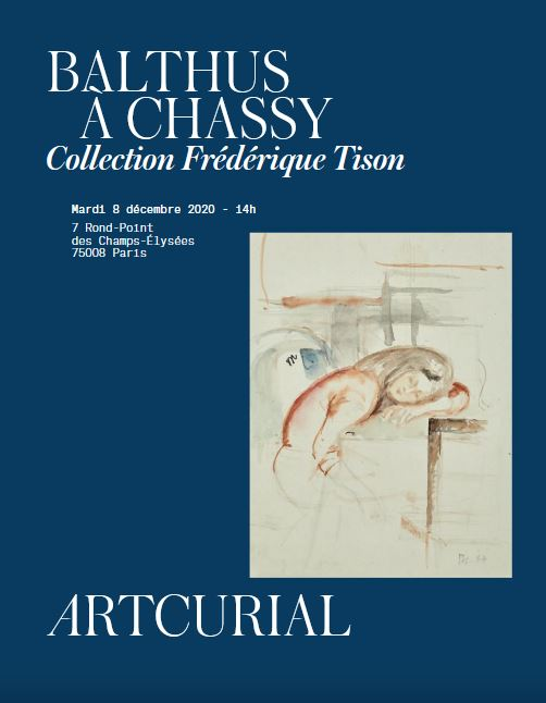 BALTHUS A CHASSY - COLLECTION FREDERIQUE TISON