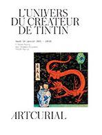 L'UNIVERS DU CREATEUR DE TINTIN