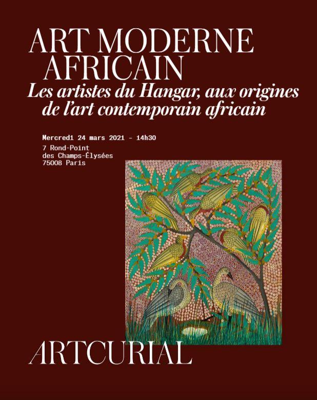 ART MODERNE AFRICAIN LES ARTISTES DU HANGAR