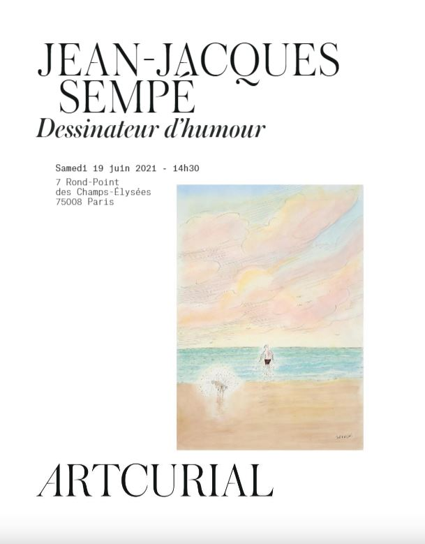 JEAN-JACQUES SEMPE DESSINATEUR D'HUMOUR