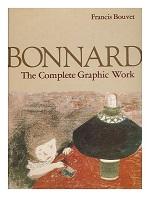 BONNARD COMPLETE GRAPHIC WORK    1981