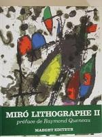 MIRO LITHOGRAPHE II 1953-1963