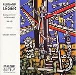 FERNAND LEGER : CATALOGUE RAISONNE DE L'OEUVRE PEINT T.8 1949-1951