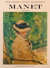 MANET, CATALOGUE RAISONNE 2 VOL (PASTELS, AQUARELLES, DESSINS + PEINTURES)
