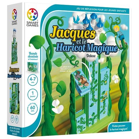 JACQUES ET LE HARICOT +4