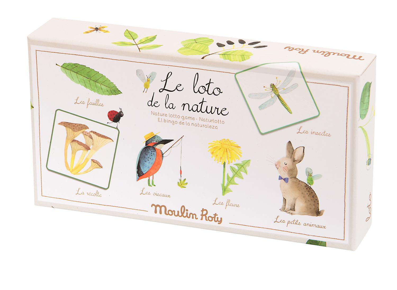 LOTO DE LA NATURE - JARDIN DU MOULIN