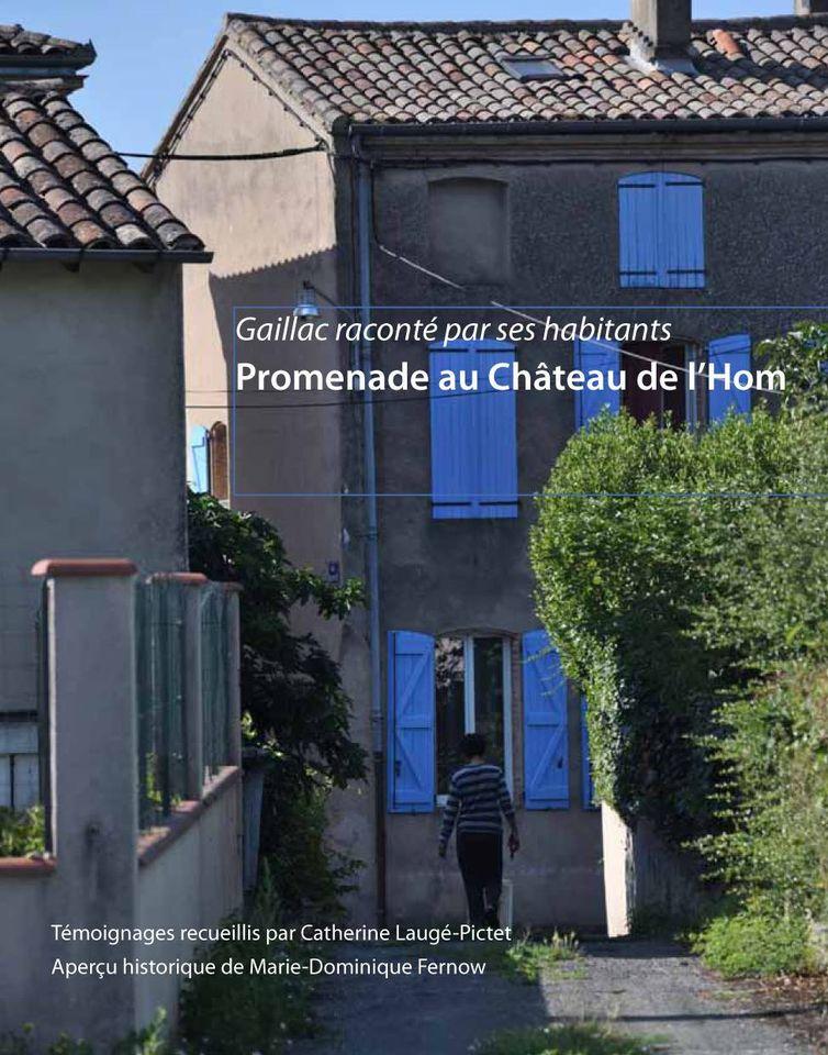 PROMENADE AU CHÂTEAU DE L'HOM