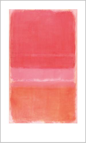 ROTHKO, N°37 1956, 60X100