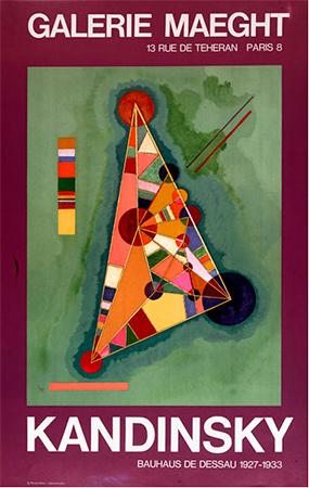 KANDINSKY BAUHAUS DE DESSAU 1927-1933 45*73