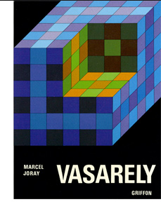 VASARELY - ?DITION ANGLAISE