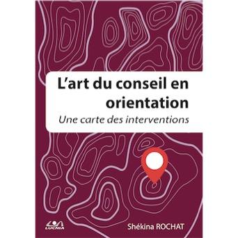L'ART DU CONSEIL EN ORIENTATION, UNE CARTE DES INTERVENTIONS