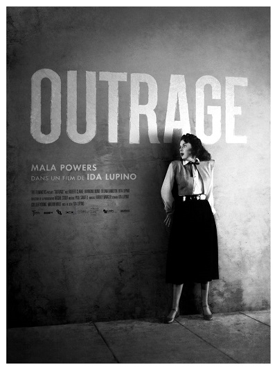 AFFICHE // OUTRAGE 40 X 60
