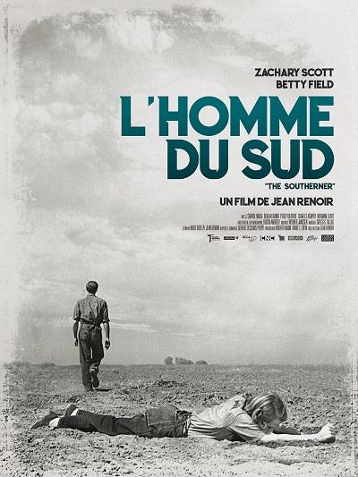 AFFICHE // L'HOMME DU SUD 40 X 60