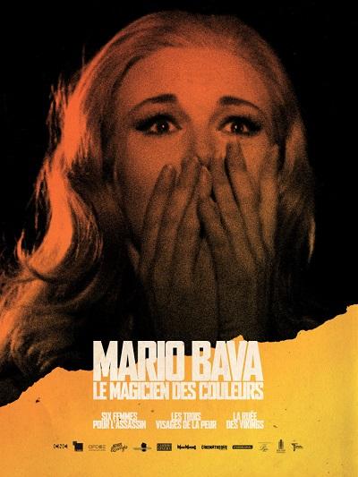 AFFICHE // MARIO BAVA: LE MAGICIEN DES COULEURS 40 X 60