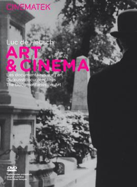 ART & CINEMA : LUC DE HEUSCH