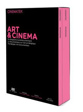 ART & CINEMA - COFFRET (LE DOCUMENTAIRE SUR L'ART EN BELGIQUE)
