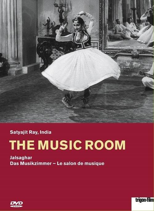 LE SALON DE MUSIQUE (THE MUSIC ROOM) - DVD