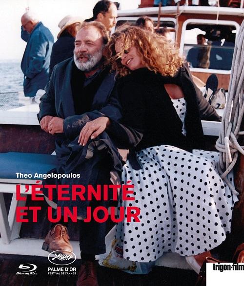 L'ÉTERNITÉ ET UN JOUR - BLU-RAY