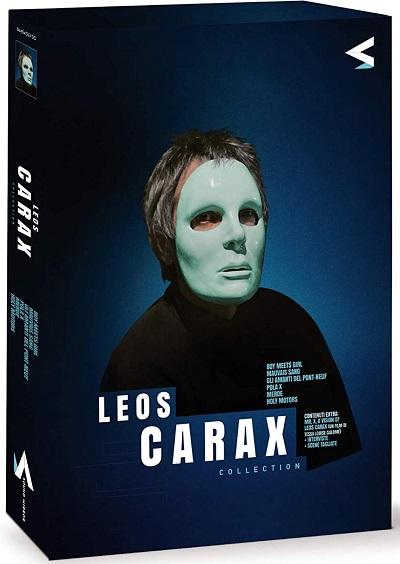 COFFRET LEOS CARAX 6 FILMS ET UN DOCUMENTAIRE (IMPORT, SOUS-TITRES ITALIENS)