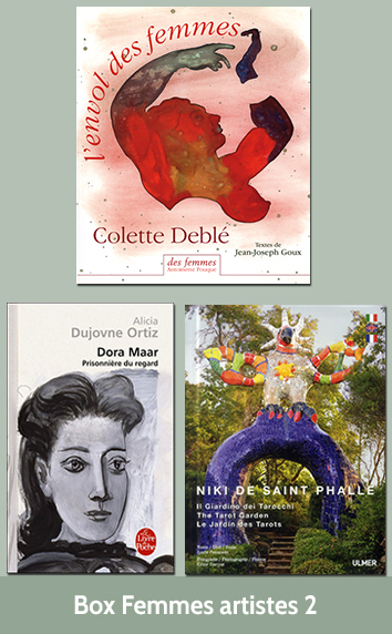 BOX DES FEMMES ARTISTES 2