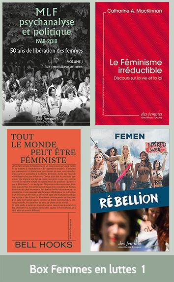 BOX FEMMES EN LUTTE 1