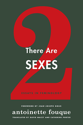THERE ARE 2 SEXES (BROCHÉ)