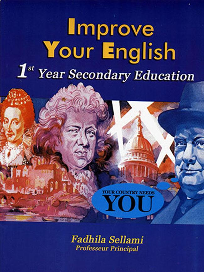 IMPROVE YOUR ENGLISH 1E SEC