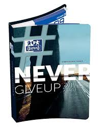 AGENDA NEVER GIVE UP OXFORD
