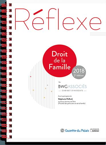 DT DE LA FAMILLE 2018 - REFLEXE
